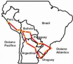 Viagem de ônibus: 6 países em 45 dias