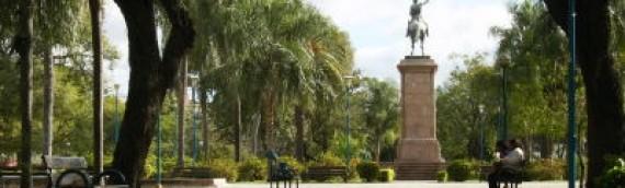 De Corrientes a Resistencia: a cidade das esculturas