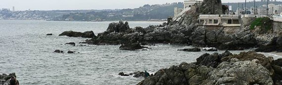 Distâncias desde Viña del Mar, Chile