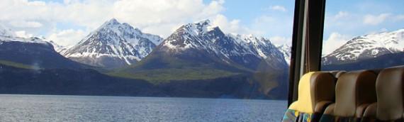 Passeios de barco no Ushuaia: conhecendo o Canal Beagle