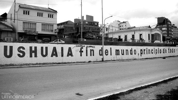 Ushuaia fim do mundo, princípio de tudo