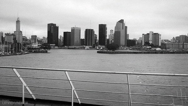 Buenos Aires: chegando e saindo