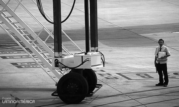 Aeroporto Internacional de Carrasco: Montevideo