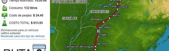 De carro na Argentina: qual o melhor caminho?