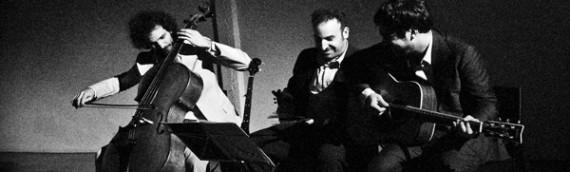 Lunes con música: Alvy, Nacho & Rubin Interpretan a Los Campos Magnéticos II