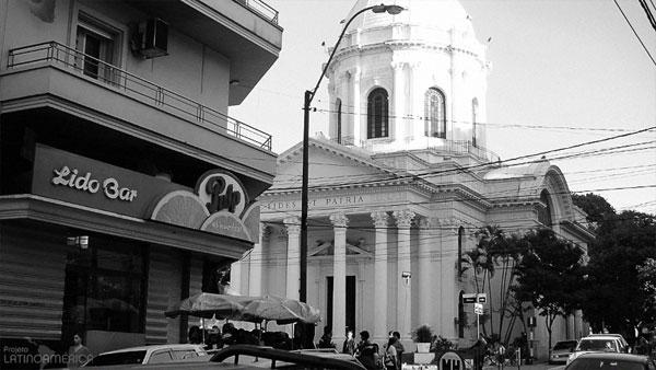 Panteon de Assunção, Paraguai