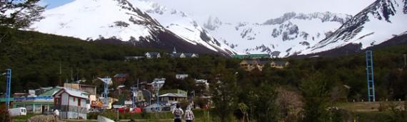 Ushuaia: imagens do fim do mundo