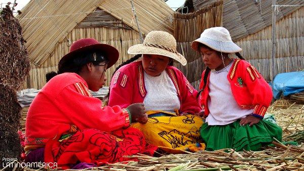 Uros, Peru