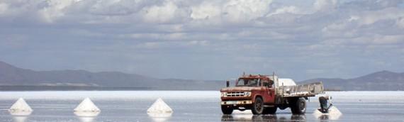 Conhecendo Uyuni, na Bolívia
