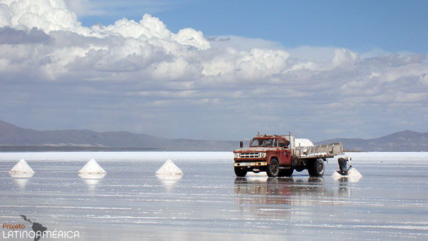 Fotos de Uyuni, na Bolívia
