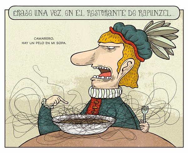 Rapunzel-restorant