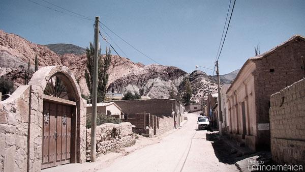 Cerro de los Siete Colores, Purnamarca