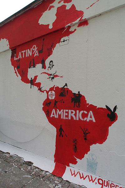 10 muros, 10 países venezuela uruguai peru paraguai mexico fotos equador cultura colombia chile bolivia 2 argentina