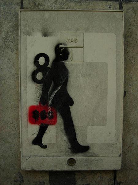 stencil Bolivia
