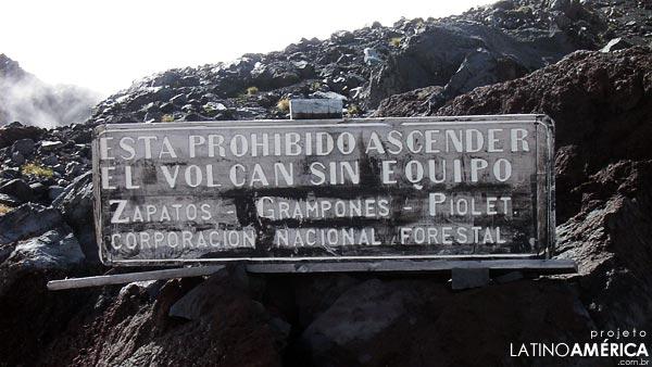 Vulcão Villarica, Pucón