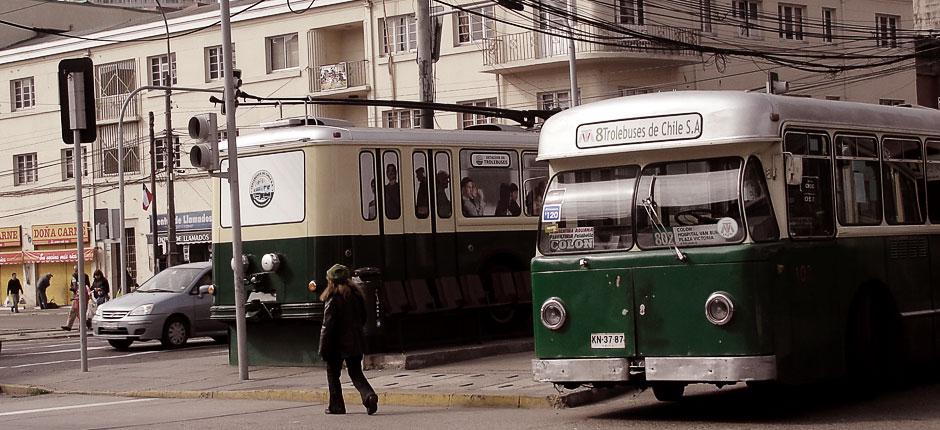 Cidade de Valparaíso, Chile