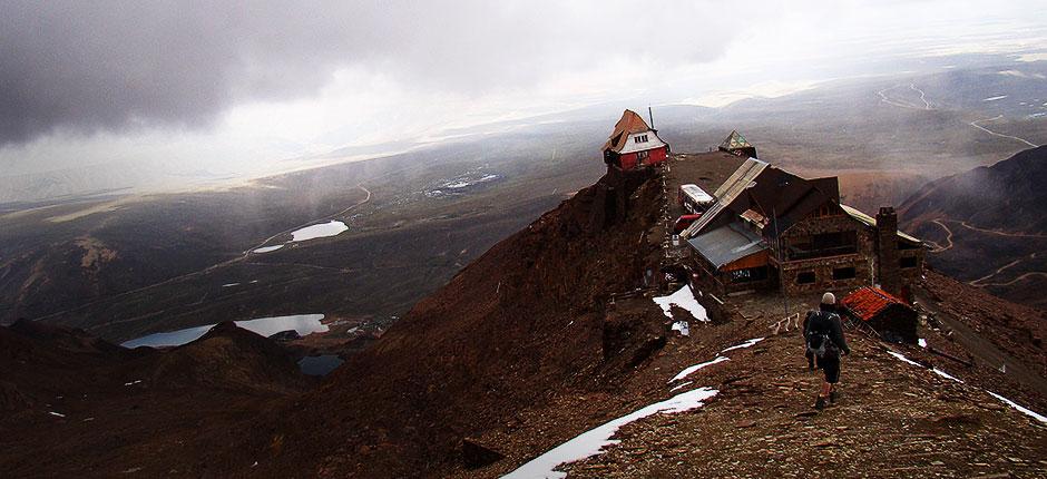 Turismo em La Paz: Chacaltaya e Valle de la Luna