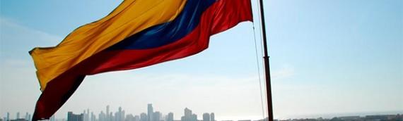 Distâncias entre cidades da Colômbia
