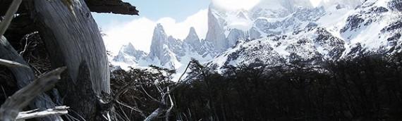 Distâncias de El Chaltén, na Argentina