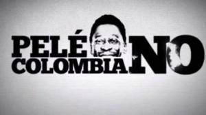 Colômbia tenta evitar a maldição de Pelé