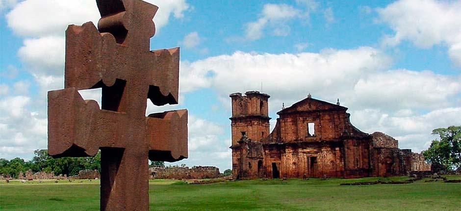 Missões jesuítas na América do Sul