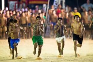 Latino-americanos buscam integração nos Jogos Mundiais dos Povos Indígenas