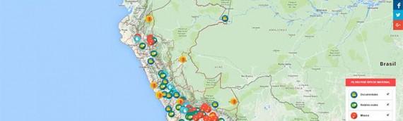 Conheça o mapa audiovisual do Patrimônio Cultural do Peru