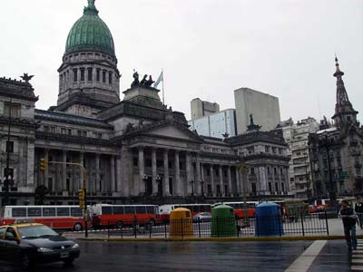 Buenos Aires - Congresso Nacional