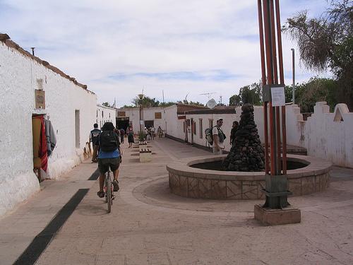 San Pedro de Atacama, no Chile