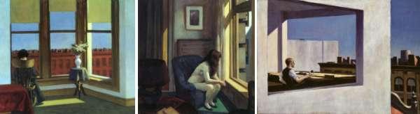 Hopper e a zona de conforto