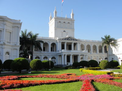 Palácio de Governo, Asunción, Paraguai