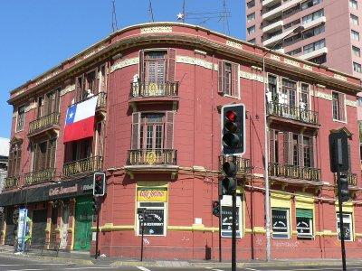 Cafe Journal, Viña del Mar, Chile