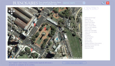 mapa interativo de buenos aires