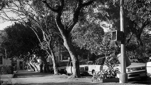 Taxis em Assunção, Paraguai