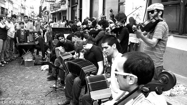 Argentina: Tango em San Telmo