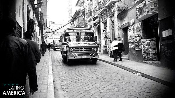 Calle Sagarnaga, La Paz, Bolívia