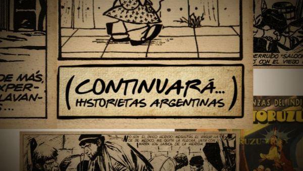 Continuará, historietas argentinas