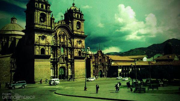 Praça de Armas, Cusco