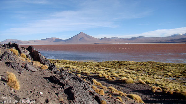 Laguna Colorada, Uyuni, Bolívia