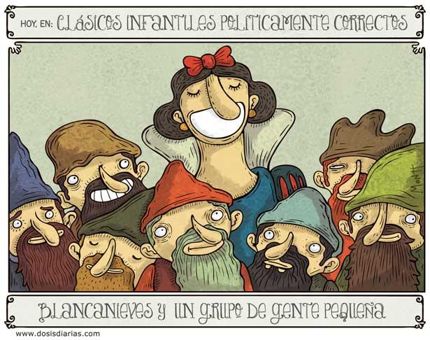 Alberto Montt: Blancanieves