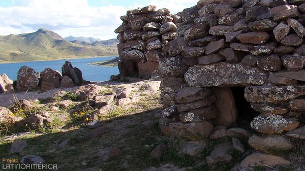 Chulpas de Sillustani, Peru