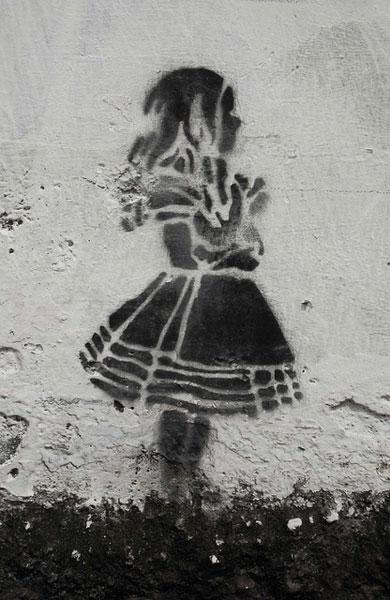 stencil Equador