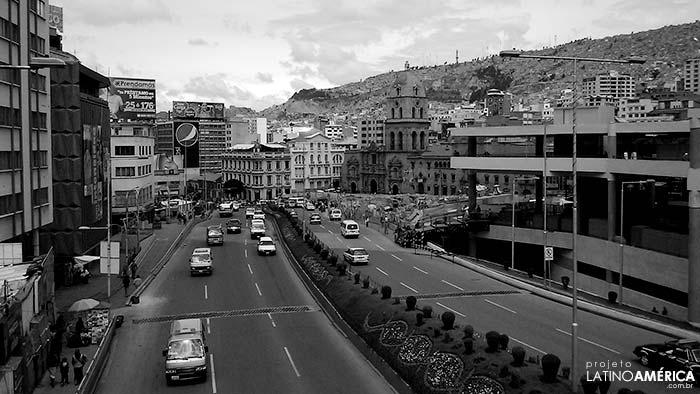 La Paz, Bolívia